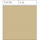 A 36 TAUPE