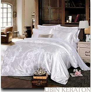 BEDCOVER JACQUARD TENCELL